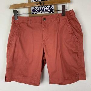 Mountain Khakis Shorts Red